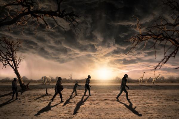 Earl human ancestors