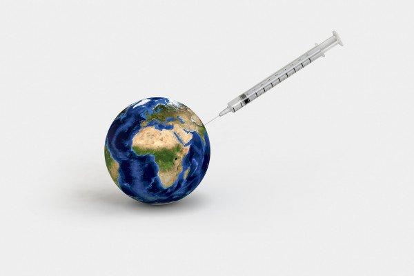A Vaccinated Globe