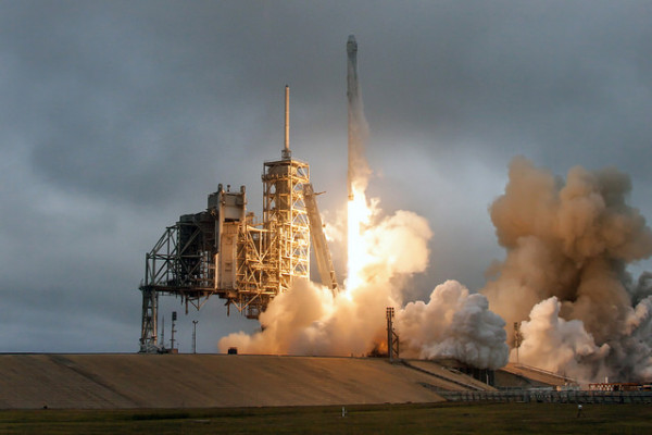 SpaceX March 2017 Launch