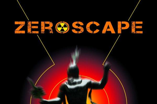 Zeroscape - a science fiction novel by Michael Gamble