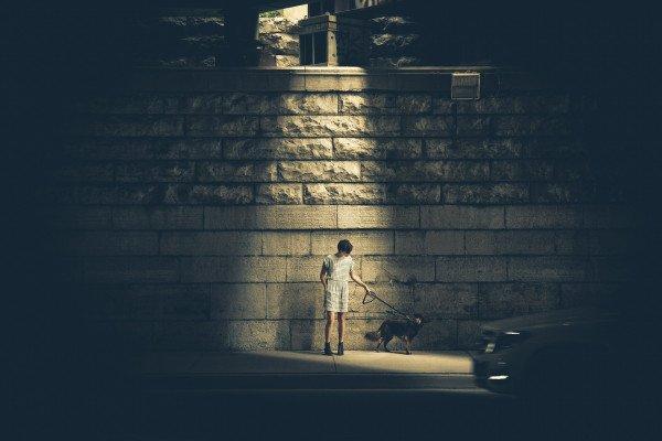 Boy in the Light