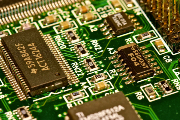 this is a picture of some computer chips