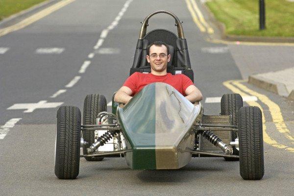 ecoRacing Car