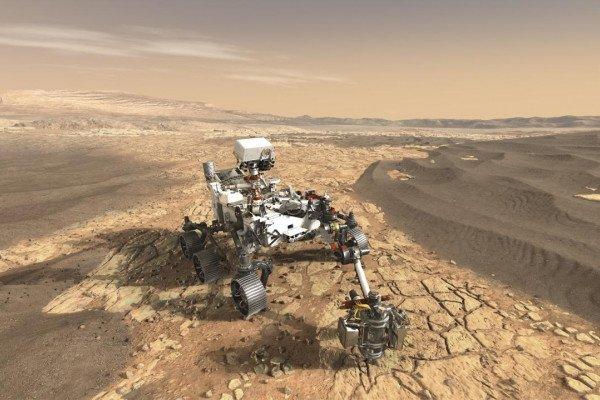 Exploring Mars