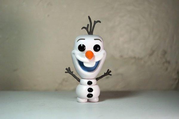 Olaff from Frozen