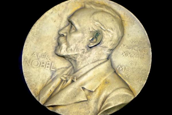 Nobel Prize souvenir medal
