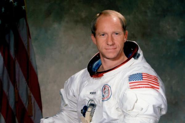 Astronaut Al Worden