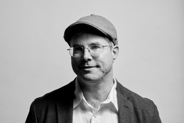 Author of Project Hail Mary, Andy Weir.
