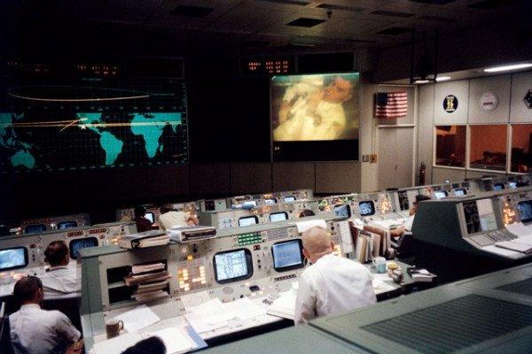 Apollo 13 Mission Control