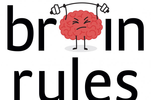 Cover from Brain Rules for Aging Well, by John Medina
