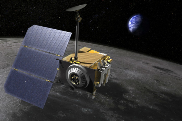 Lunar Reconnaissance Orbiter, LRO, Moon to Mars