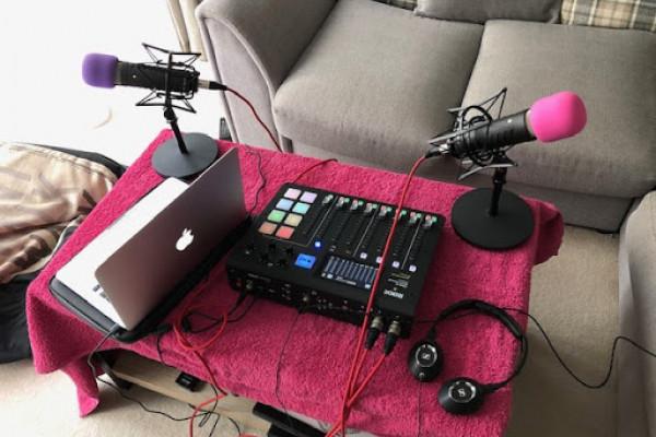 """The Naking Gaming """" recording studio"""""""