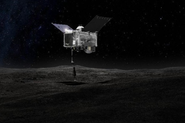 OSIRIS-REx mission to asteroid Bennu