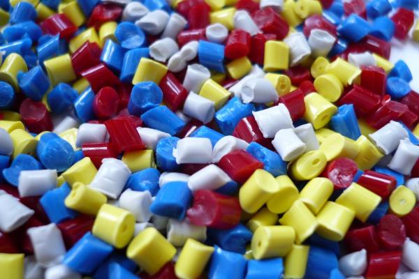 Plastic - a polymer