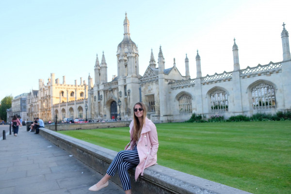 Marika Ottman, Kings Cambridge
