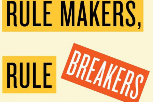Cover for Rule Makers Rule Breakers, by Michele Gelfand