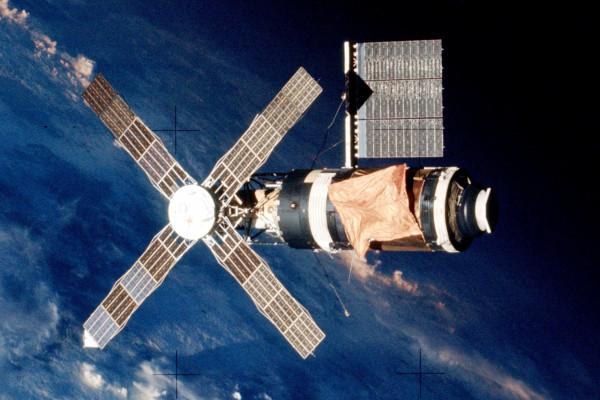 Skylab spacestation