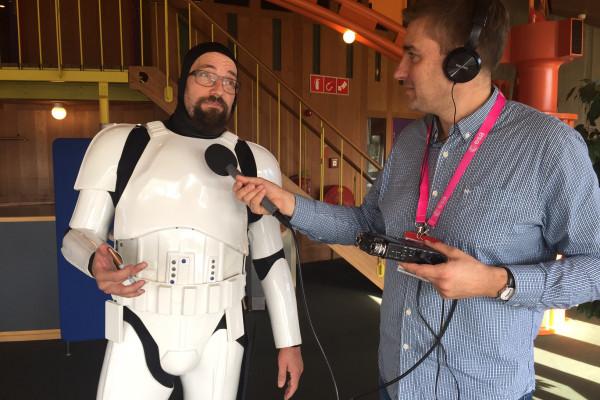 Matt Taylor as Storm Trooper