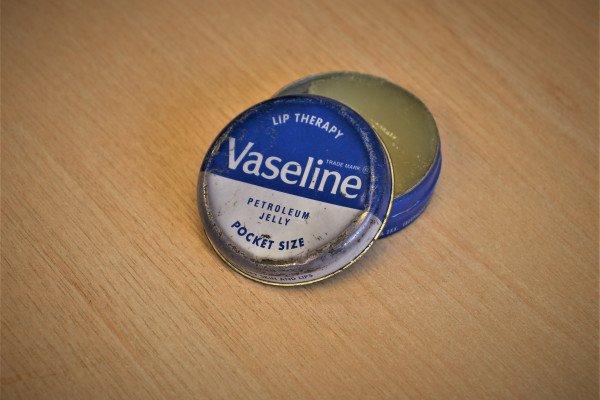 A pot of vaseline