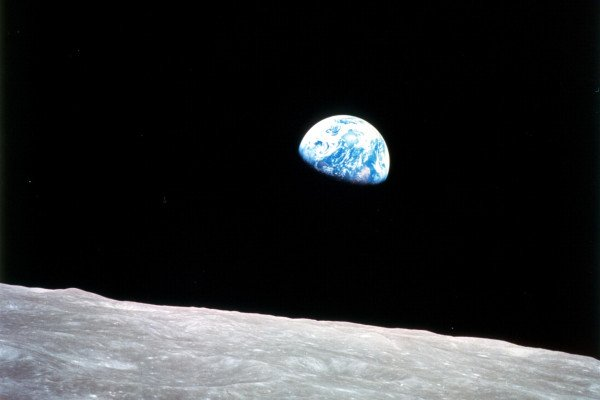 Earth Rise - Apollo 8
