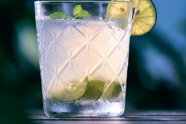 Vodka cocktail