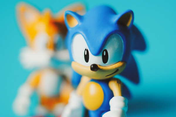 Retro Revival Sonic The Hedgehog The Film Interviews Naked Scientists