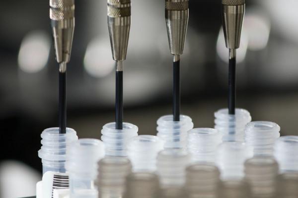 Machine testing drugs