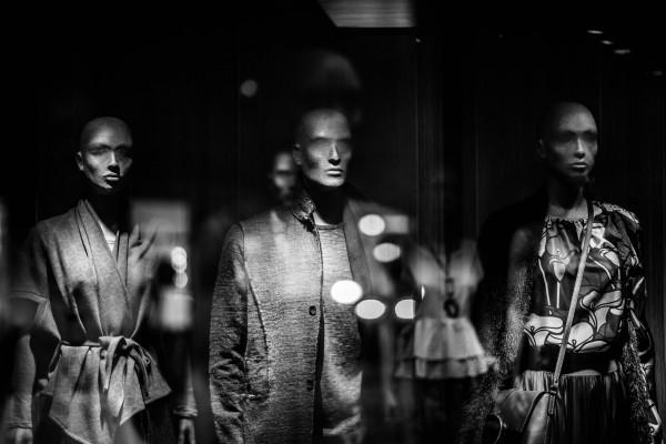 Zombie Mannequins