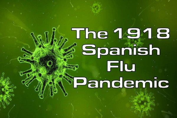1918 Spanish Flu Pandemic Intro Screen