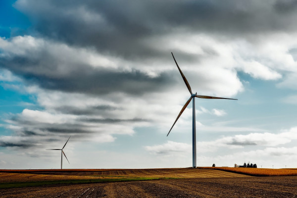 picture of a wind turbine