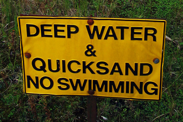 Image result for quicksand