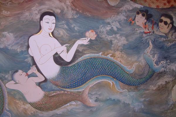 Mermaids in Bangkok