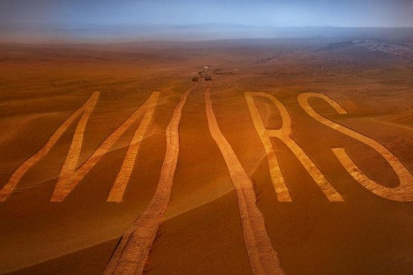Wanna go to Mars?