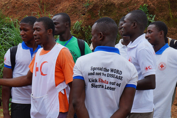 As one of the Ebola epicentres, the district of Kailahun, in eastern Sierra Leone bordering Guinea, was put under quarantine.
