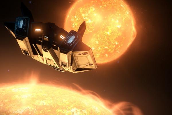 Screenshot from Elite: Dangerous
