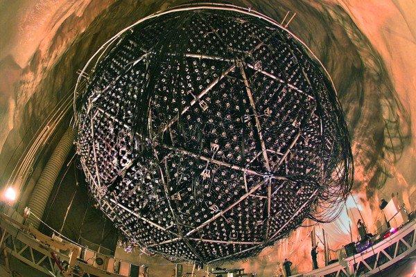 On Tuesday the 2015 Nobel Prize for Physics was awarded for neutrino physics at the Sudbury Neutrino Observatory (SNO), in Canada.