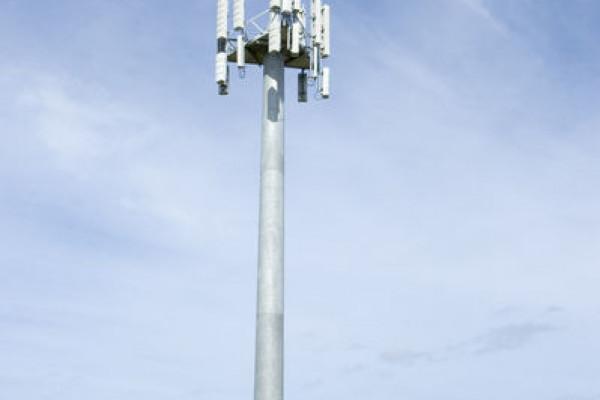 Telstra mobile phone Base station - Wireless Hill, Ardross, Western Australia.