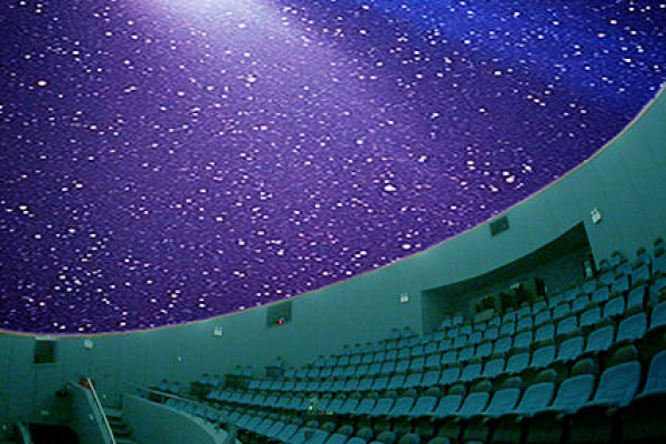 An example of a Planetarium - at NOESIS, Greece