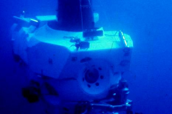 Alvin submersible
