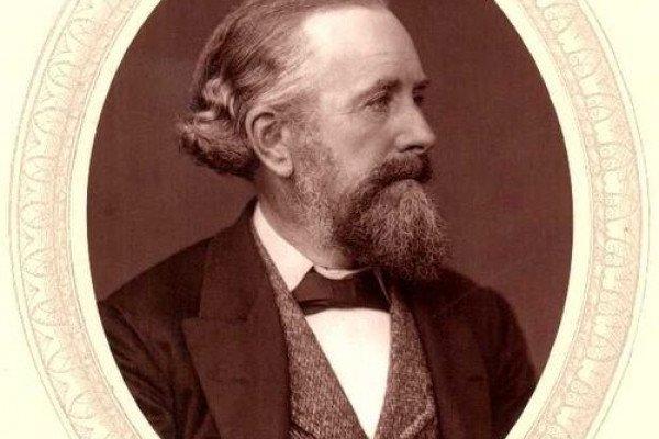Sir Edward Frankland (1825–1899), English chemist.