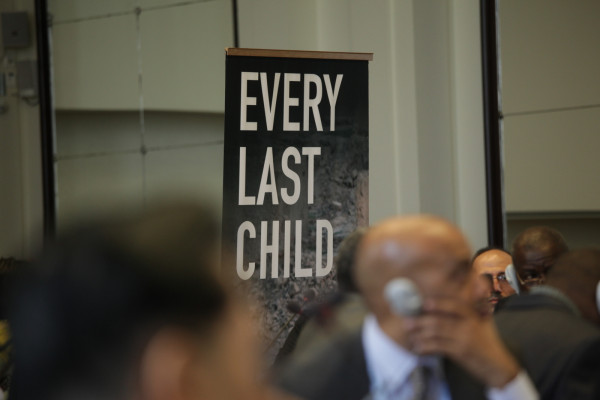 World Health Assembly 2011: The Bill & Melinda Gates Foundation organized a meeting on ending Polio.