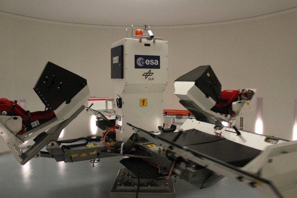 European Space Agency's Human Centrifuge
