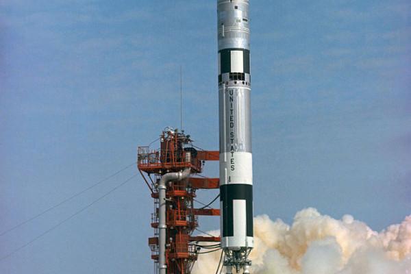 Gemini III launch