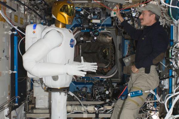 Robonaut ISS Checkout
