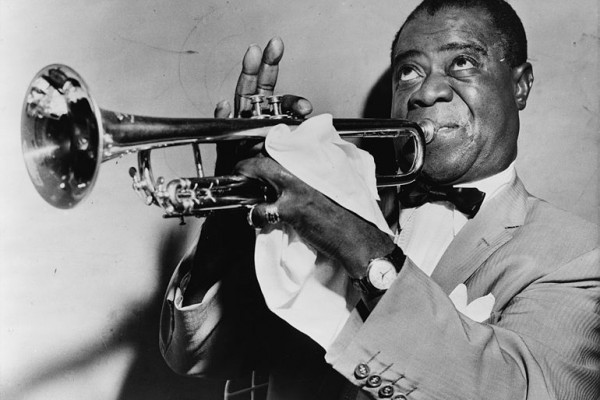 Louis Armstrong, one of the most famous jazz musicians of the 20th century, he first achieved fame as a trumpeter, but toward the end of his career he was best known as a vocalist and was one of the most influential jazz singers.