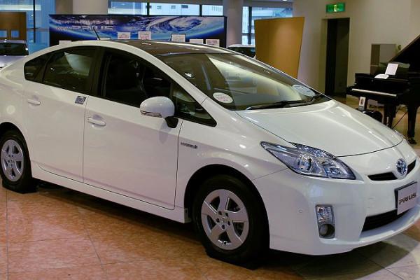 3rd generation Toyota Prius G