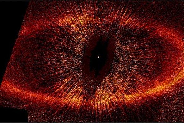 The debris disk around the star Fomalhaut