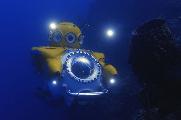 Karl Stanley's submarine Idabel
