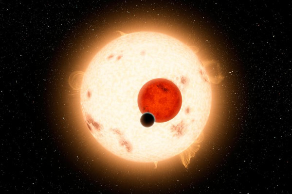 NASA's Kepler mission has discovered a world where two suns set over the horizon instead of just one. The planet is called Kepler-16b.