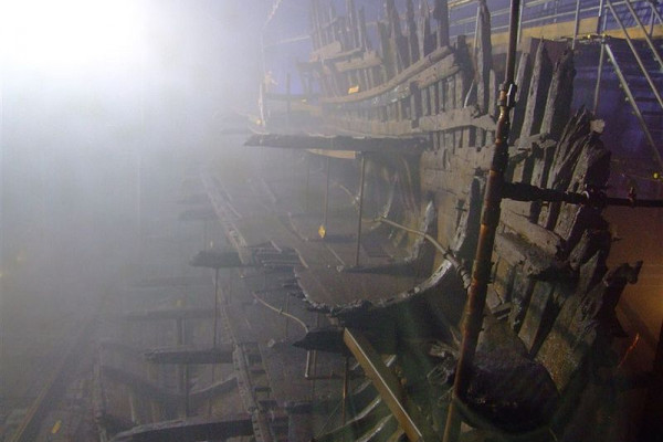 Mary Rose Wreck